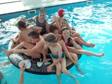 Zajęcia z Fregata Swimming